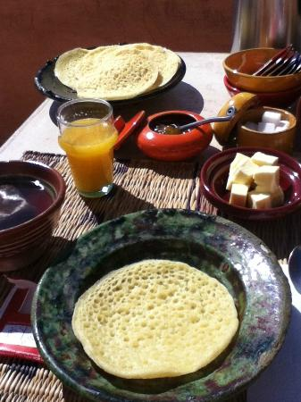 Riad Zahr: The breakfast