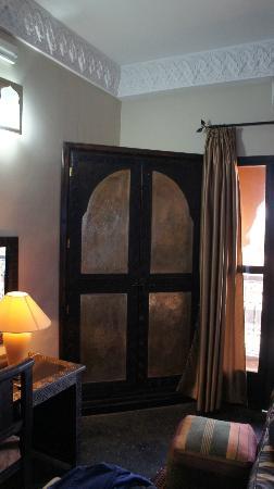 Hotel Azoul: chambre souk