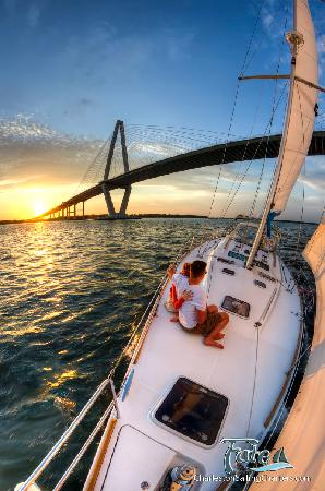 Charleston Sailing Private Day Charters
