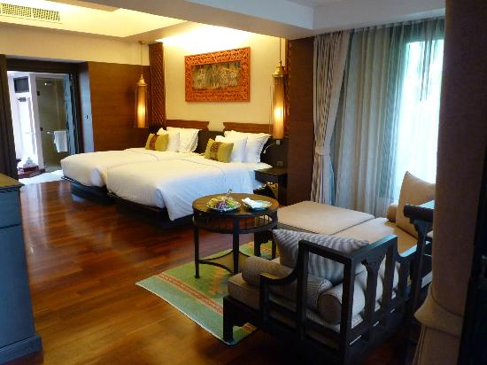 Siripanna Villa Resort & Spa: Twin Royal Lanna Villa Room