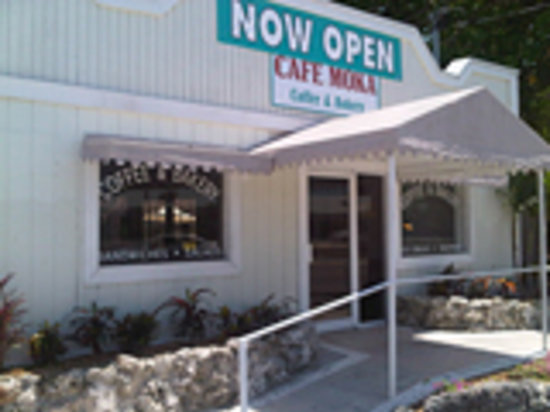 Historic Tavernier Inn Hotel: Cafe Mocha - Open for Breakfast & Lunch