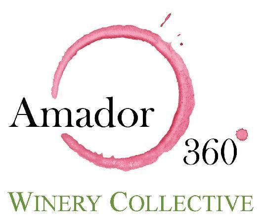 Amador 360 Winery Collective: Amador 360 Logo