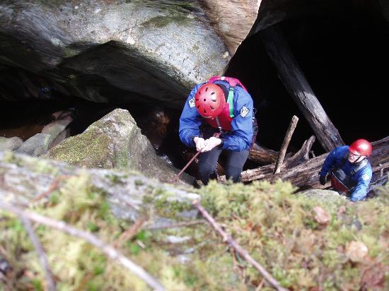 Stramash - Outdoor Activities : Canyoning