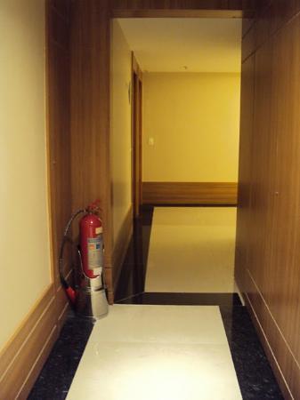 Hotel Granada: Corredor