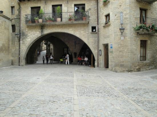 Vinacua Hotel: Sos