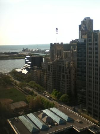 The Ritz-Carlton, Chicago : view from 2021