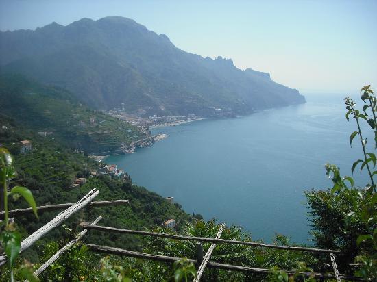 Giardino dei Limoni B&B : The view from our terrace