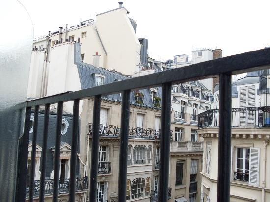 Hotel Cordelia: Outside Balcony