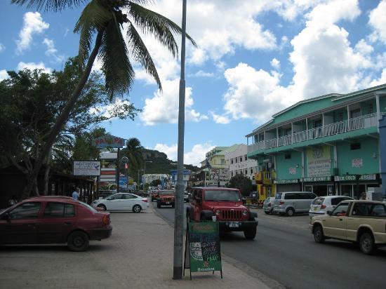 Turquoise Shell Inn: Front Street