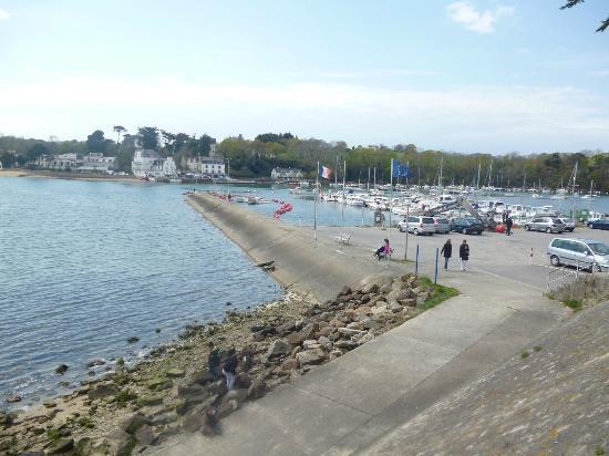 Restaurant Guidel Plage Avec Vue Sur Mer