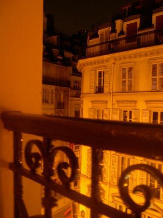 Hotel Cordelia: Indoor Balcony