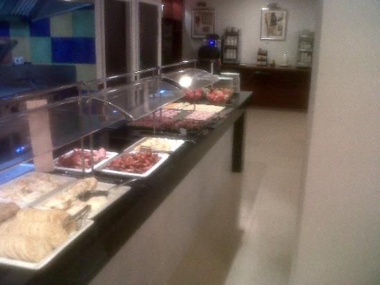 Novotel Barcelona Sant Joan Despi: Breakfast buffet