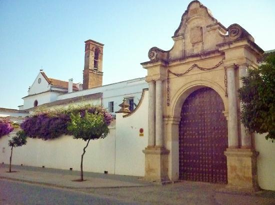 Palma Del Rio, Spanien: side entrance