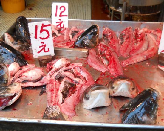 North Point, Hong Kong: Fish Heads