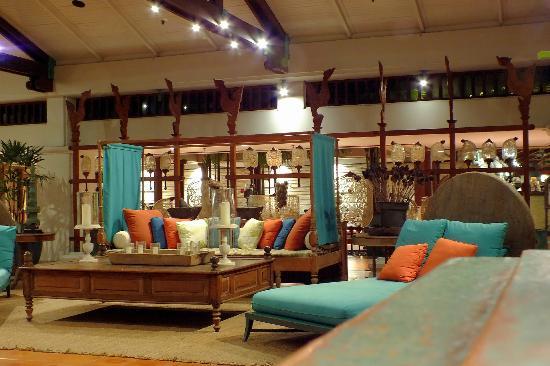 JW Marriott Phuket Resort & Spa: Lobby