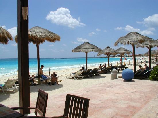 Club Regina Cancun: Club Regina Beach
