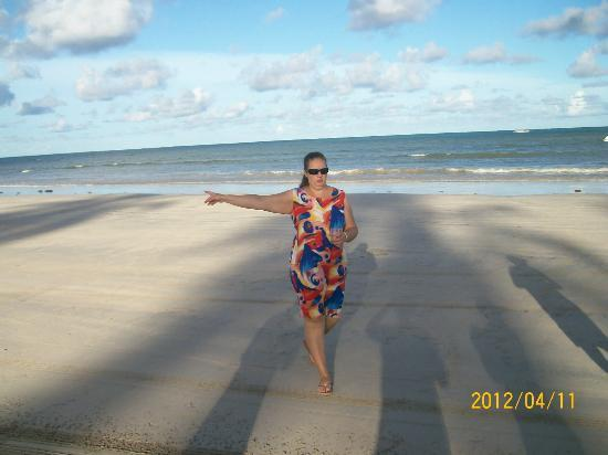 Salinas Maragogi All Inclusive Resort: praia de maragogi