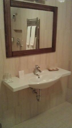 Kruklin Siedlisko: Badezimmer