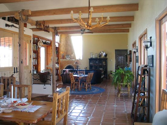 La Hacienda de Sonoita: Great Room