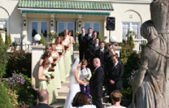 Belvedere Inn & Restaurant: Fairy Tale Weddings and Special Events!