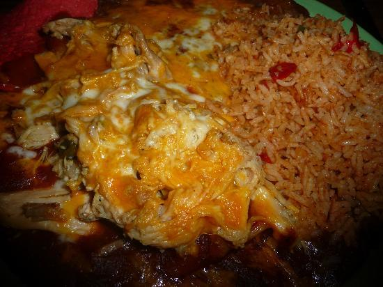 El Coyote : Dinner