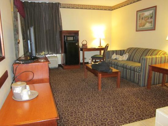 Clarion Inn: Room