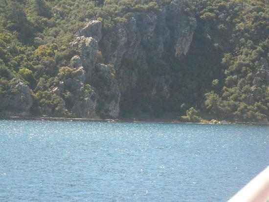 Labranda Mares Marmaris: boat trip to Dylan