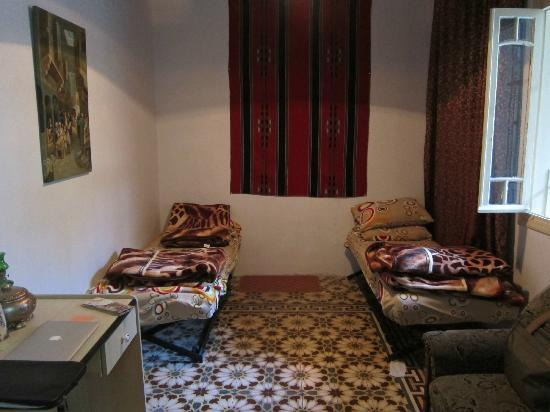 International Friends Guest House : the double room