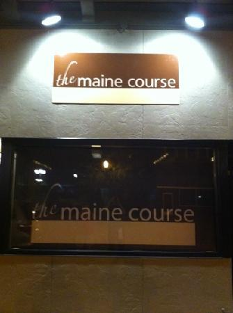 The Maine Course