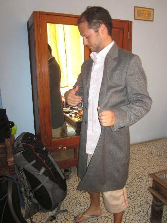 Vedic (A House of fashion): OVERCOAT