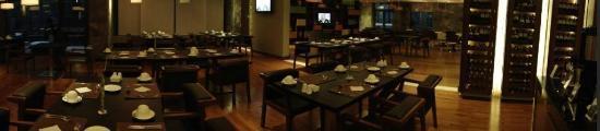 Hotel Manquehue Puerto Montt: Salon desayuno