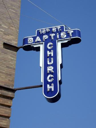 Birmingham Civil Rights Institute: 16th Street Baptist