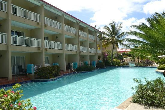 Swim Up Rooms Picture Of Sandals Grande St Lucian Spa