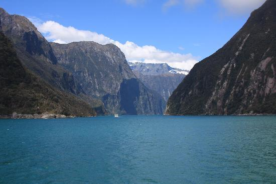 Real Journeys : Milford Sound