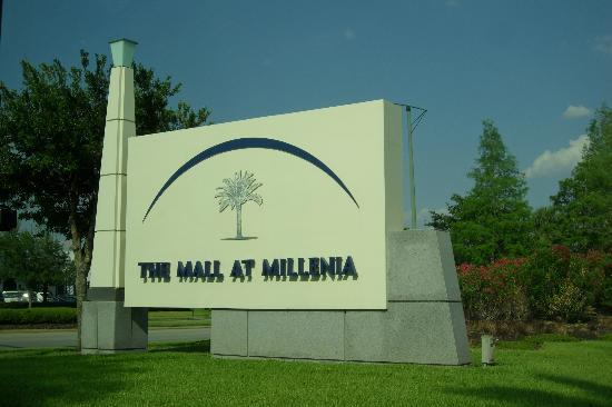 The Mall at Millenia: Great Shopping Selection