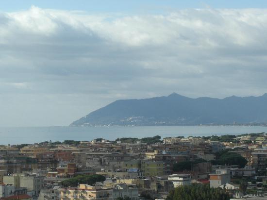 Green: Panorama Terracina