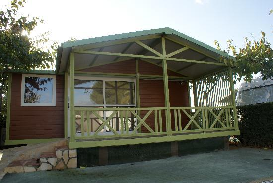 Camping Armanello: Wide Bungalows - Espaciosos Bungalows