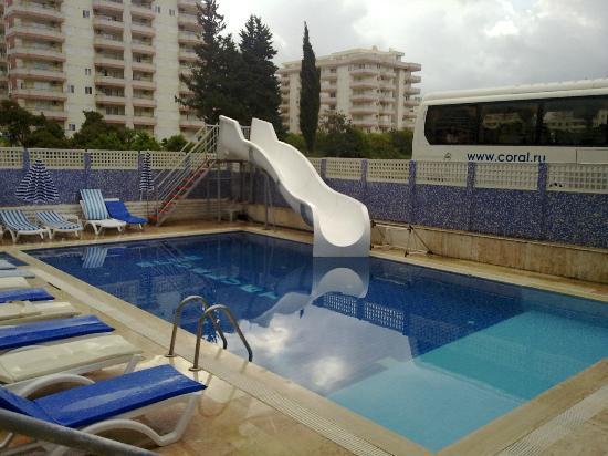 Blue Velvet Hotel: pool