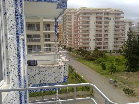 Blue Velvet Hotel: neighbouring
