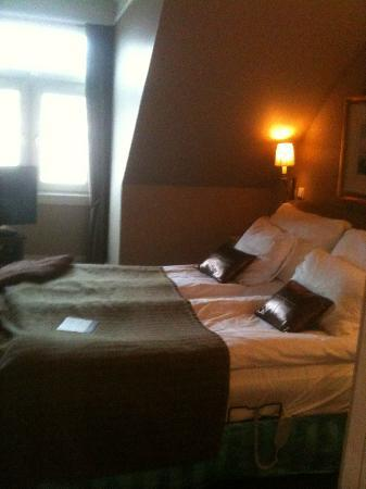 Clarion Collection Hotel Bastion: chambre