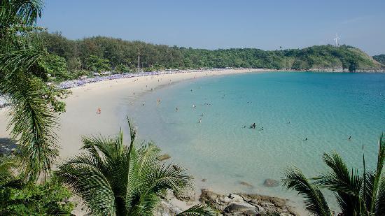 Nai Harn Beach: Nai Harn