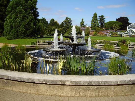 Botanical Gardens May Picture Of Cambridge University