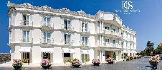 Gran Hotel Suances****