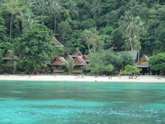 Paradise picture of phi phi relax beach resort ko phi for Hotels ko phi phi