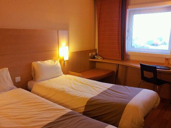 Ibis Aberdeen Centre: nuestra habitación