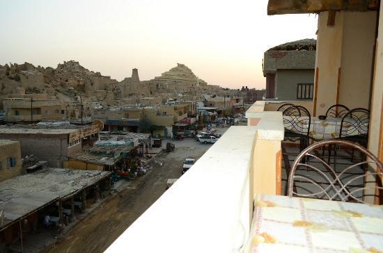 Hotel Kelany: Rooftop cafe