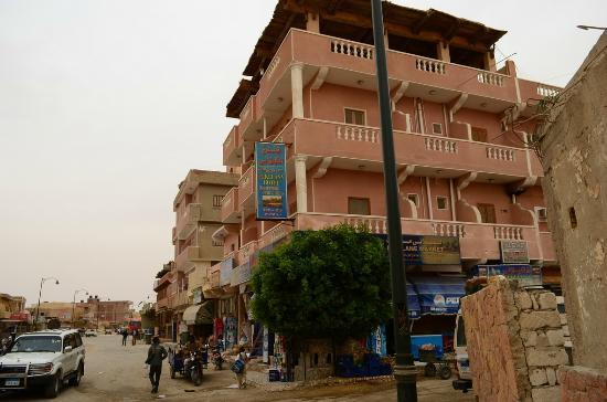 Hotel Kelany: Kelany Hotel building