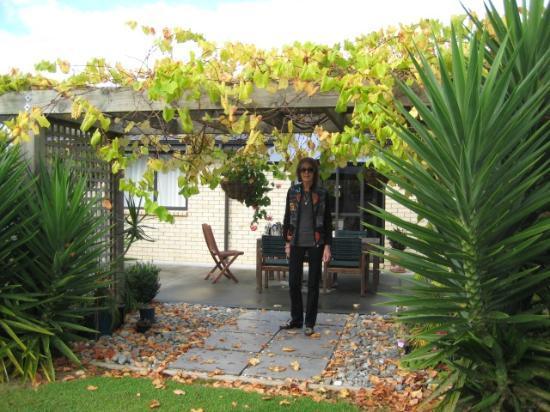 Treghan Luxury Lodge: Beautiful Gardens