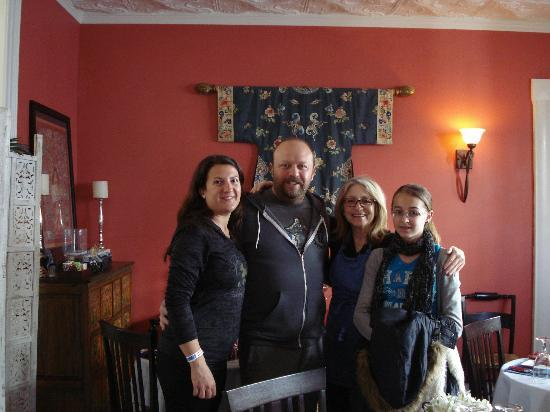Asbury Park Inn: Con Betsy