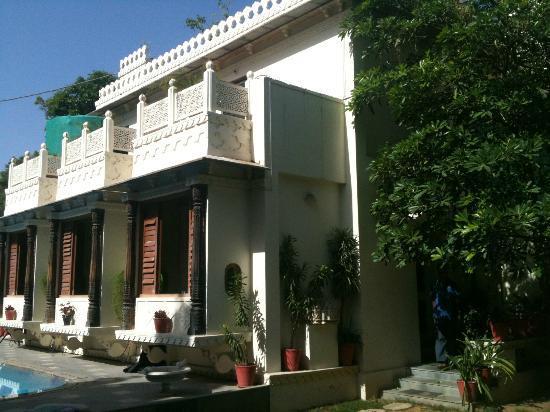 Hotel Mahendra Prakash : Restraunt
